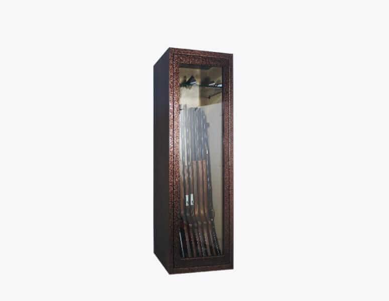 PFVV1V Linea Mart con vetro | Armadi Portafucili | Sicura Casseforti
